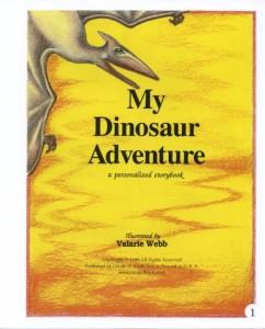恐竜の国での冒険1