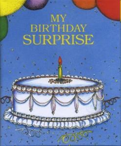 びっくり誕生日表紙