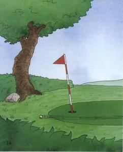 ゴルフの本8
