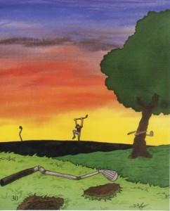 ゴルフの本16