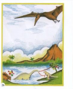 恐竜の国での冒険14