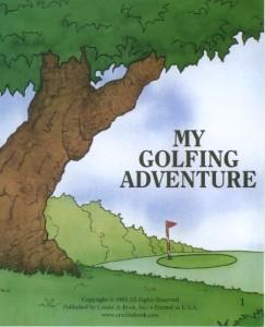 ゴルフの本1
